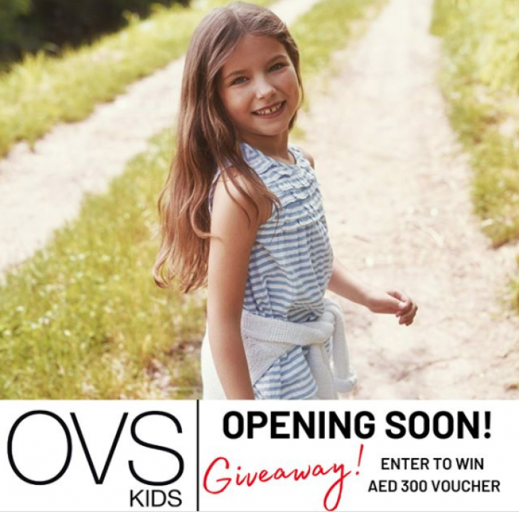 OVS Kids Opening
