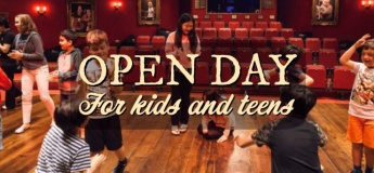 Open Day For Kids & Teens