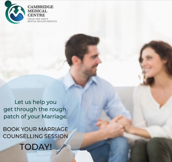 Marriage Counselling Session