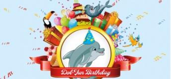 Birthday Party @ Dubai Dolphinarium