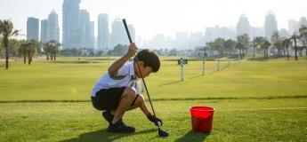 Junior Open Day @ Emirates Golf Club