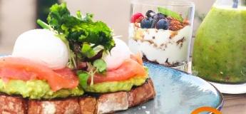 Breakfast at JIC