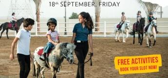 Al Habtoor Riding School Open Evening