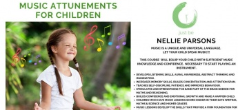 Music Attunements for Children @ Just Be Wellbeing Center