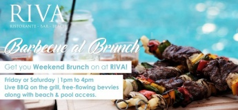 RIVA Barbecue al Brunch