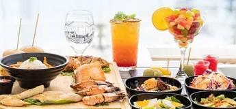 Friday Brunch @  Aquarium Seafood Restaurant