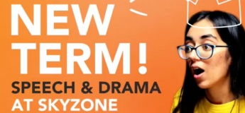 Starting New Term of Speech & Drama Sessions by The Hive and Sky Zone UAE