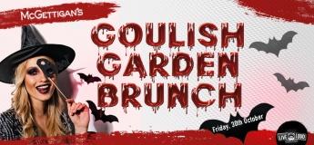 Halloween Goulish Garden Brunch