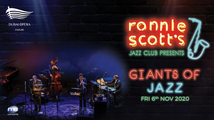 Ronnie Scott's Jazz Club @ Dubai Opera