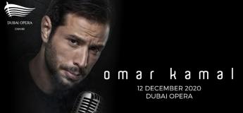 Omar Kamal @ Dubai Opera