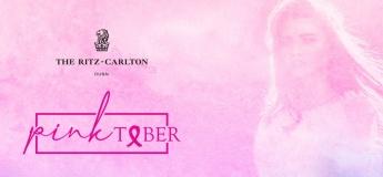 Support PINKtober @ The Ritz-Carlton Dubai