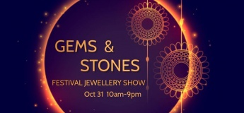 "Festival Jewellery Show ""GEMS and STONES"""