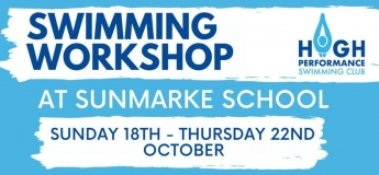 Swimming Workshop by High Performance Swimming Club @ Sunmarke School