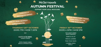 Autumn Festival - Supporting Local Musicians