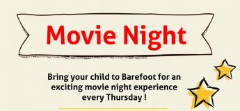 Movie Night @ Barefoot Play & Dance Studio