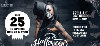 Halloween at Tavern