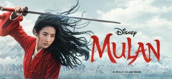 Mulan @ Novo Cinemas