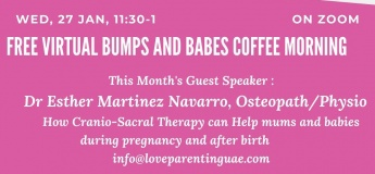 Free Virtual Bumbs and Babes Coffee Morning