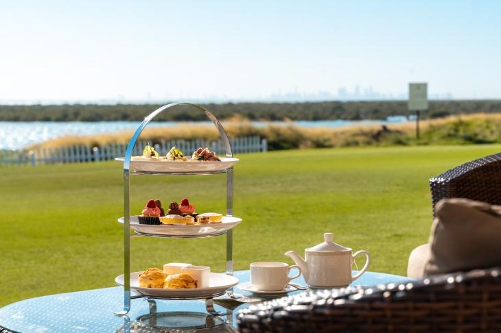 Afternoon Tea at Yas Links Abu Dhabi