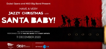 Jazz Christmas with Santa Baby