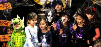 Trick or Treat Weekend Party @ Craft and Play
