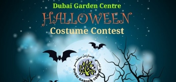 Halloween Costume Contest @ Dubai Garden Centre