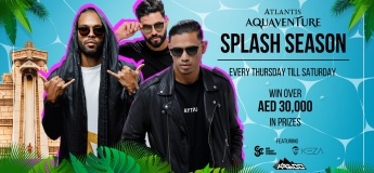 Splash Season @ Aquaventure