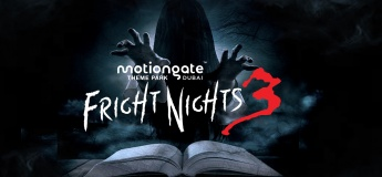 Halloween Fright Nights 3 @ Motiongate Dubai
