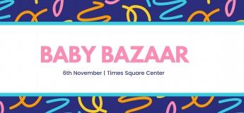 Baby Bazaar - 6th November 2020