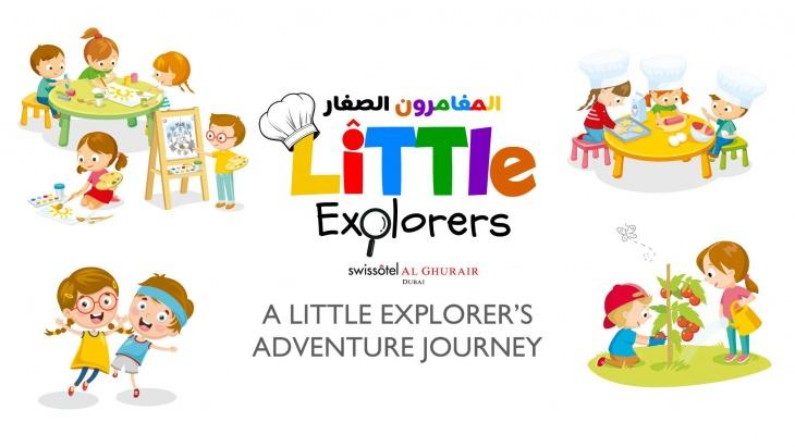 Little Explorers' Kids Brunch @ Swissôtel Al Ghurair