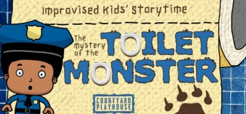 Improvised Kids' Storytime: The Mystery Of The Toilet Monster