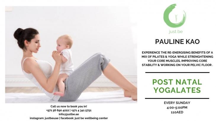 Post Natal - Yogalates