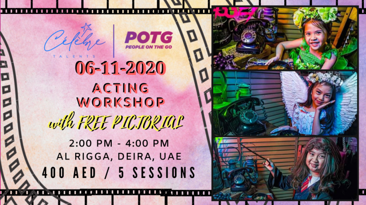 Drama Acting Workshop with Free Pictorial