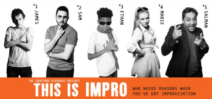 Sunday Night Comedy: This Is Impro