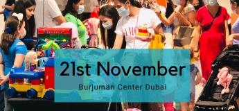 Baby Bazaar - 21st November - BurJuman Center