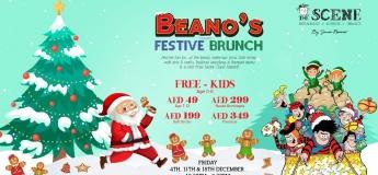 Beano's Festive Brunch