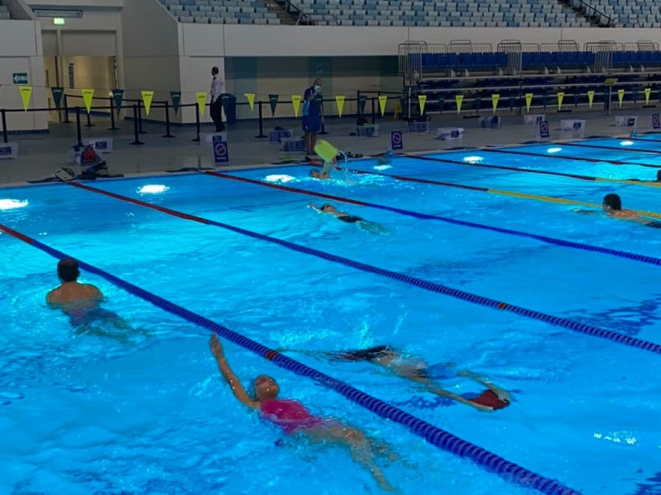 December Holiday Activities @ High Performance Swimming Club