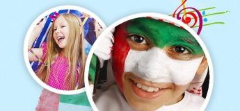 National Day Celebration @ Kids Zone
