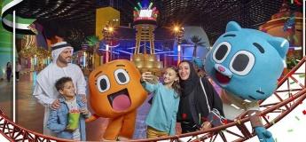 The 49th UAE National Day Celebration @ IMG Worlds of Adventure