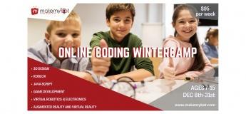 Online Coding Wintercamp