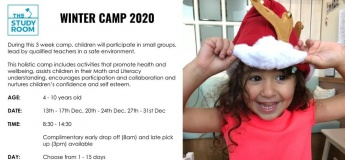 The Study Room's Winter Camp 2020