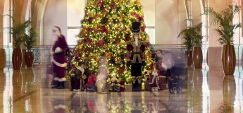 Christmas Tree Lighting @ Fairmont The Palm