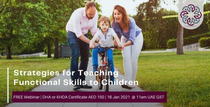 Strategies for Teaching Functional Skills to Children