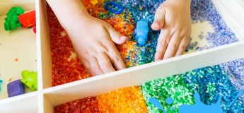Sensory Play @ Caboodle