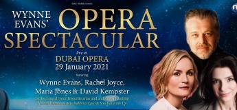 Opera Spectacular @ Dubai Opera