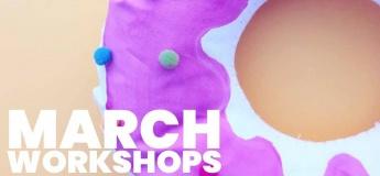 Painting Workshops @ Medaf Creative Studio