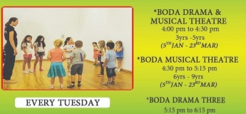 Boda Dramatic Arts @ Kids Jungle