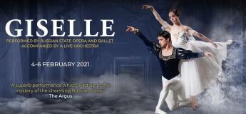 Ballet Giselle @ Dubai Opera