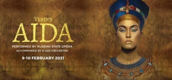 Verdi's Aida @ Dubai Opera