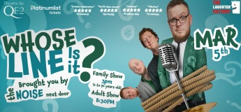 The Noise Next Door - Improv Comedy @ The QE2 Dubai